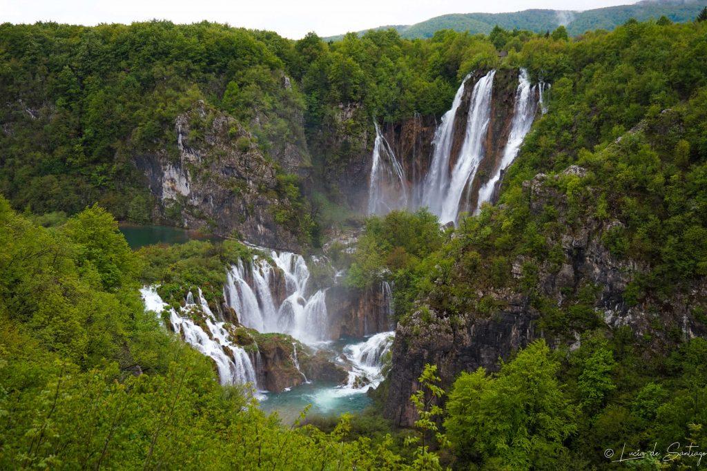 Parque de los Lagos Plitvice - Croacia