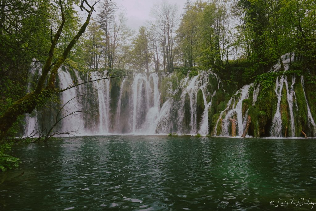 Cascada - Plitvice - Croacia