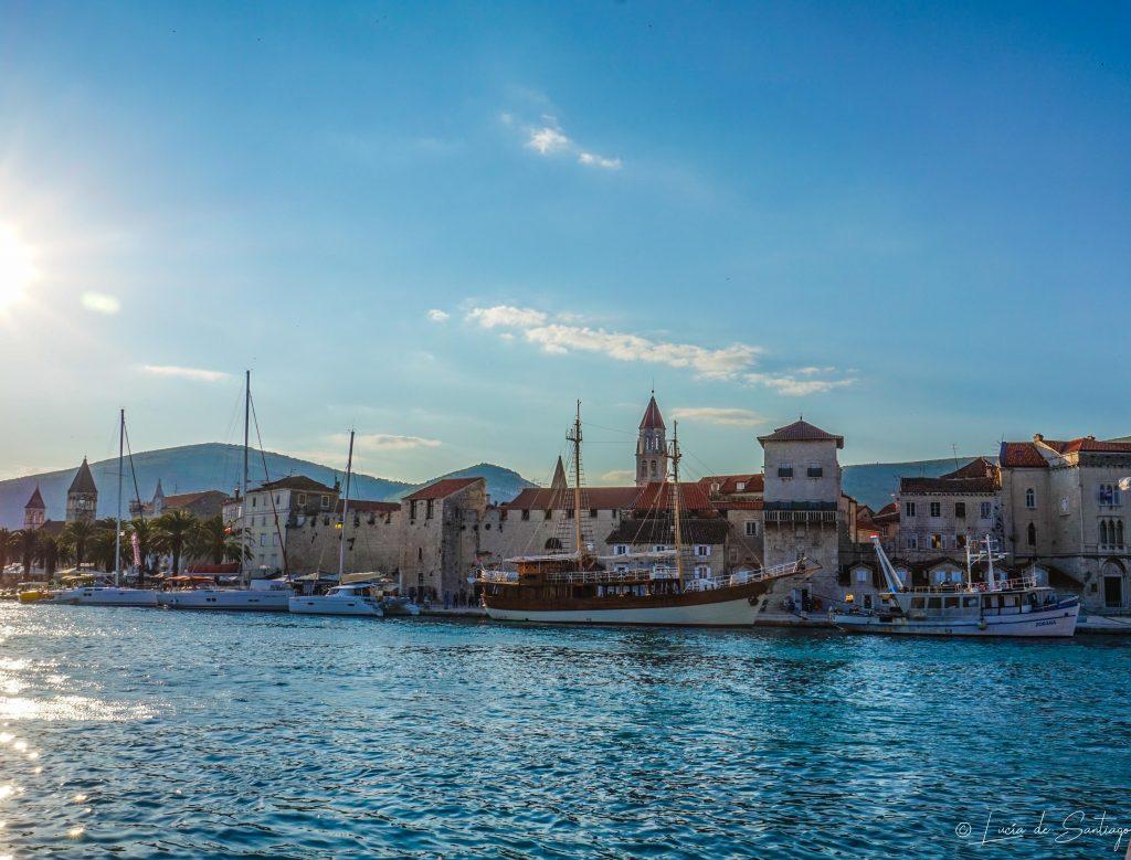 road trip Croacia - Trogir