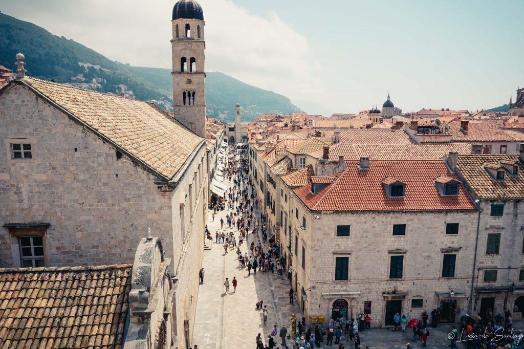 Dubrovnik - Road trip Croacia