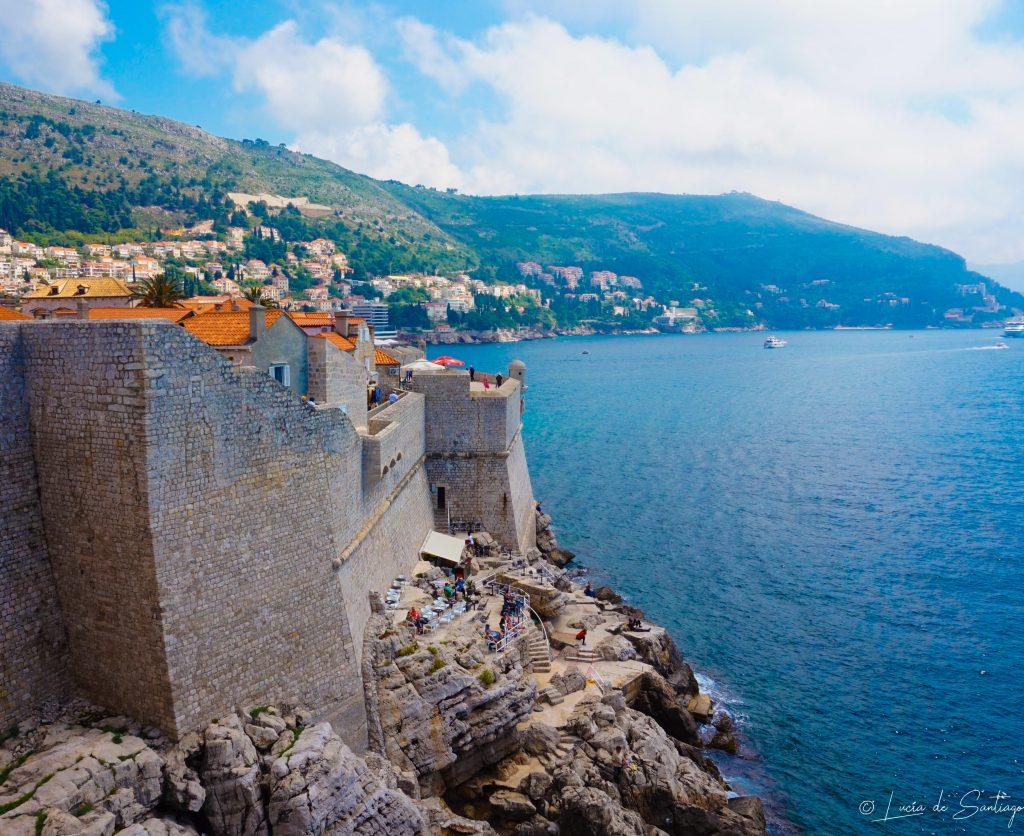 Murallas de Dubrovnik - Road trip Croacia