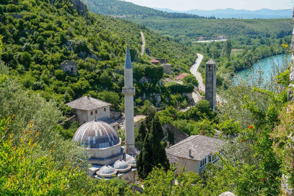 Počitelj - Road trip Croacia