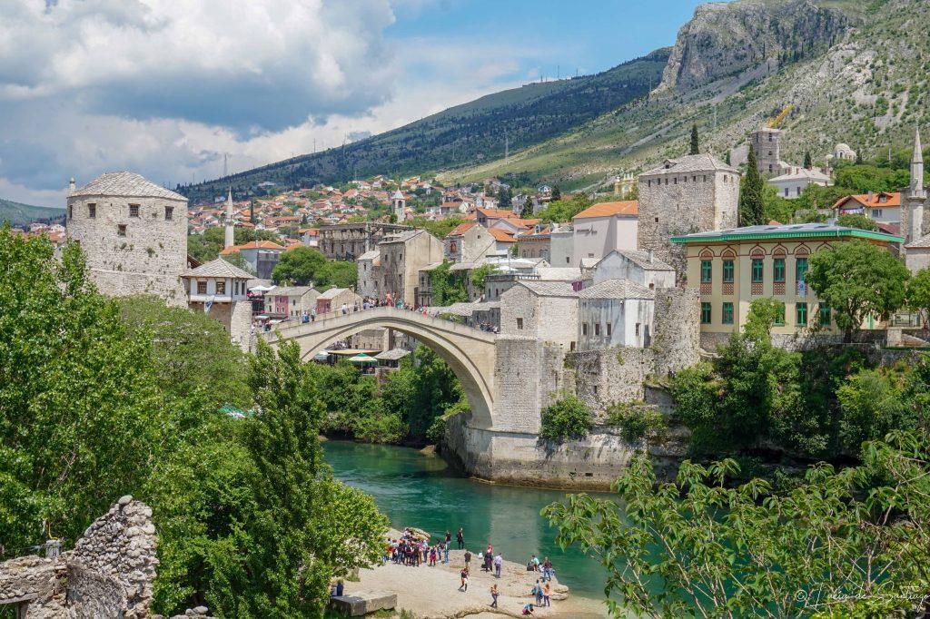 Mostar - Road trip Croacia