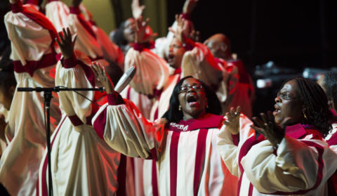 Gospel y Harlem – Nueva York como un local
