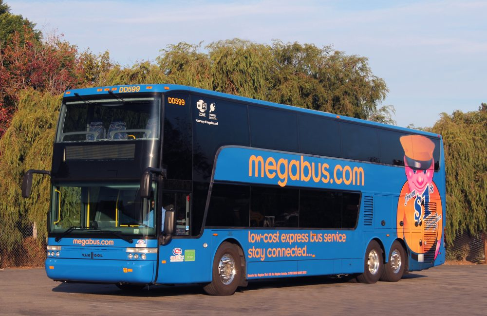 Megabus - Washington