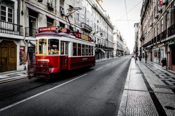 Tranvía Lisboa - Transporte