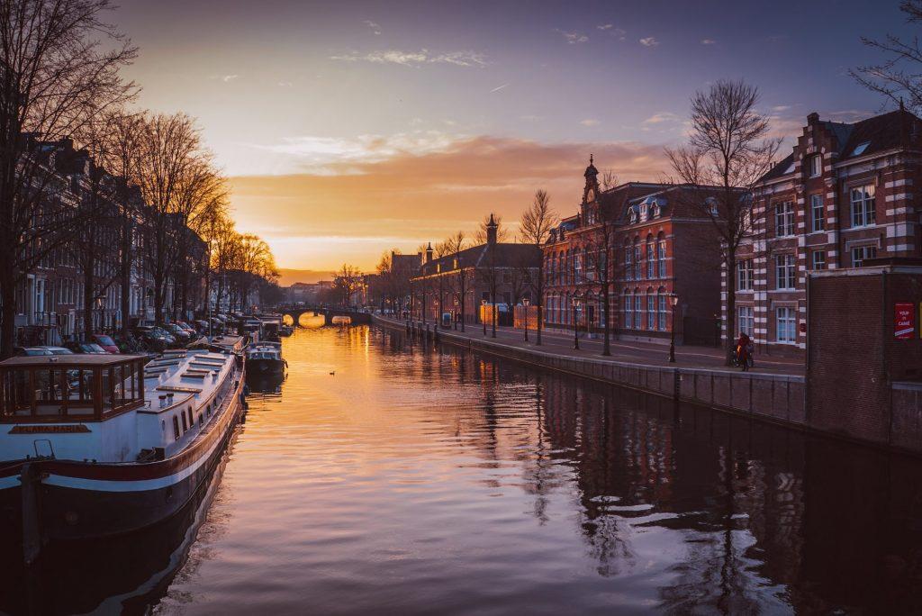 Los mejores miradores de Ámsterdam