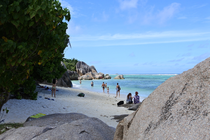 Anse Source d'Angent