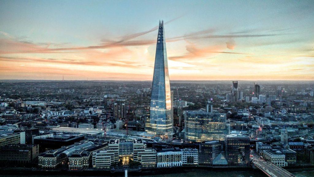 Los mejores miradores de Londres ¿dónde están?