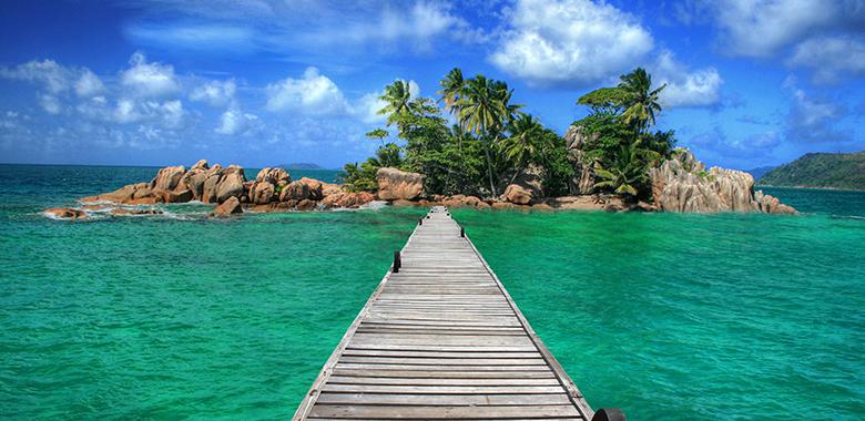 Alojamiento en Seychelles