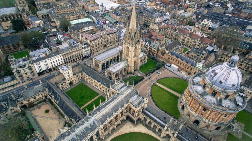 A Oxford desde Londres