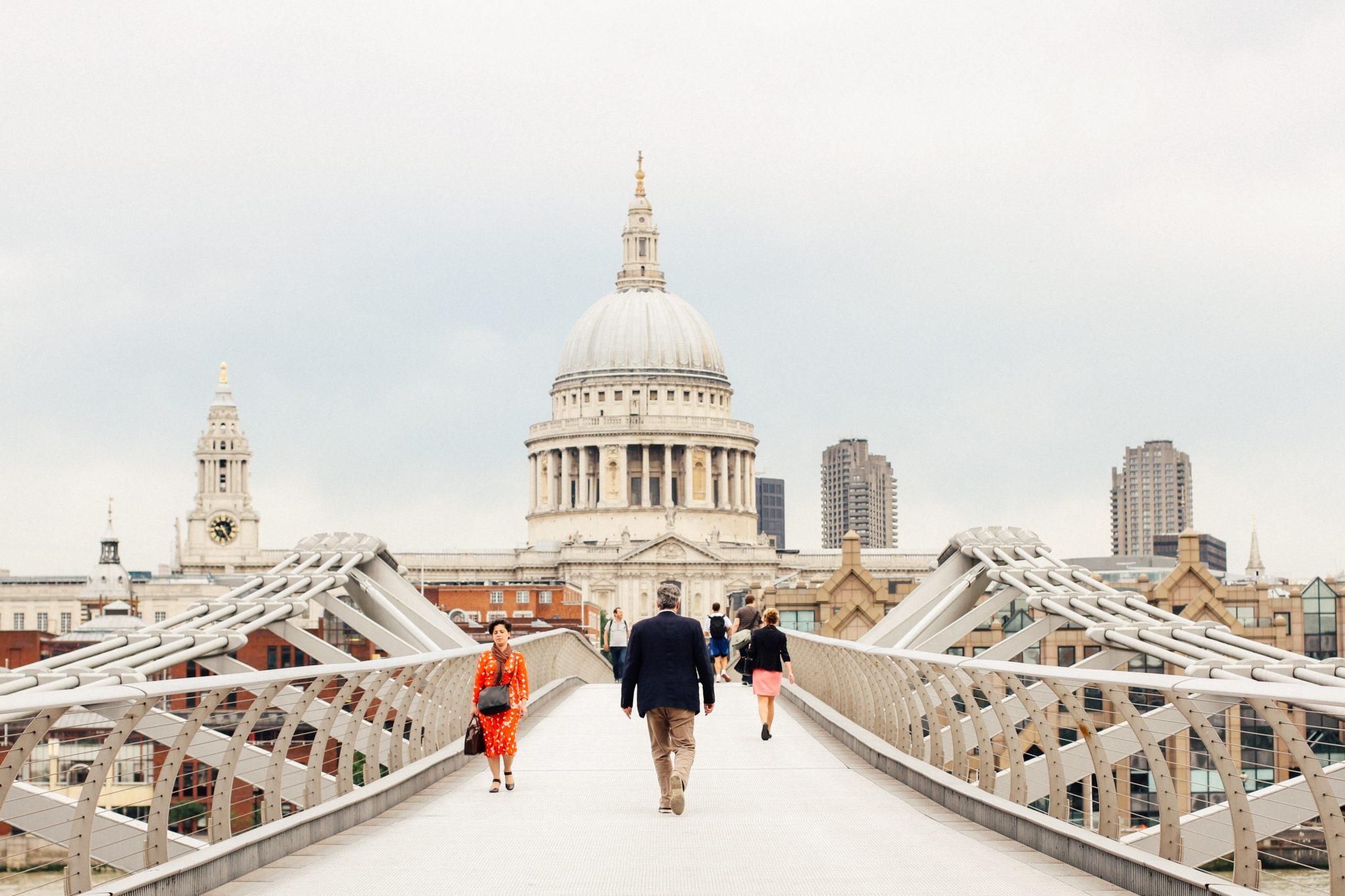 Catedral de San Pablo - Londres