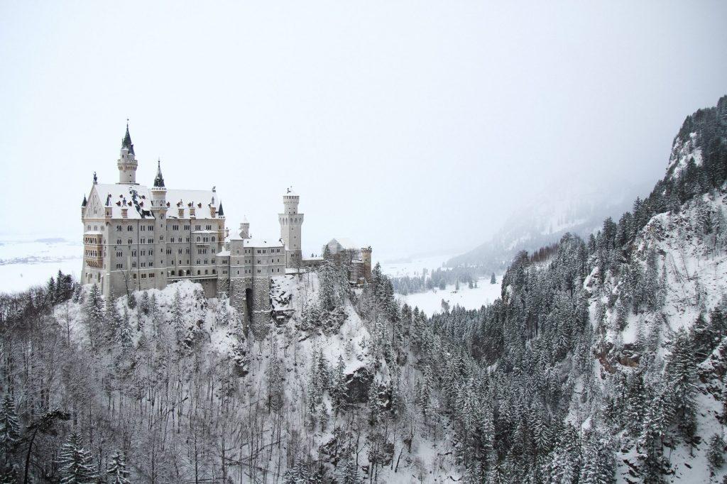 Ruta Romántica Alemania en invierno – road trip