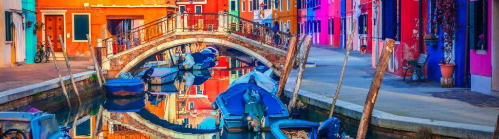 Cómo llegar a Murano, Burano y Torcello desde Venecia