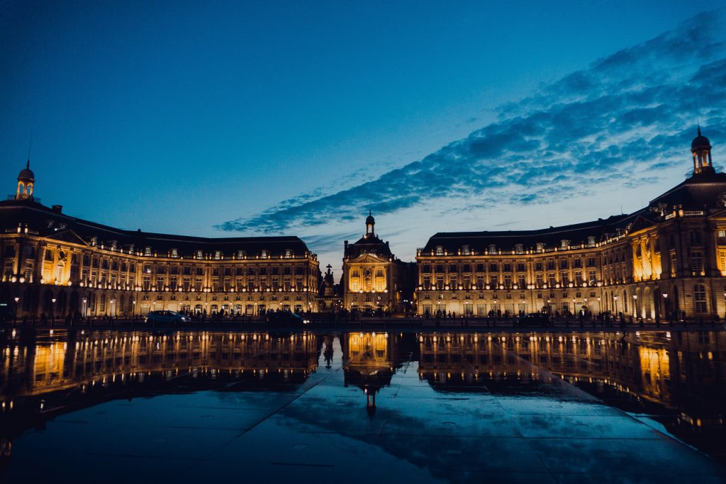 Bordeaux - Road trip Francia