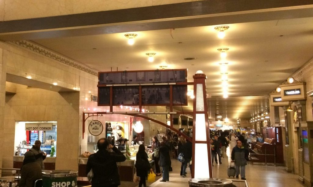 Grand Central - Buscando el Shake Shack