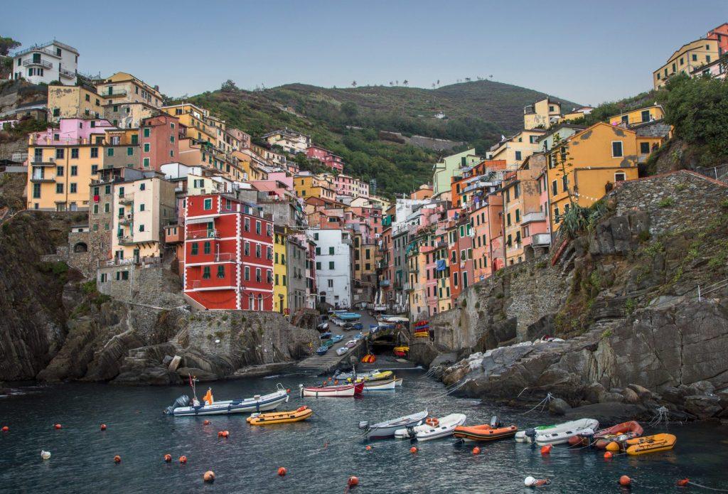Todo lo que necesitas saber para visitar las Cinque Terre