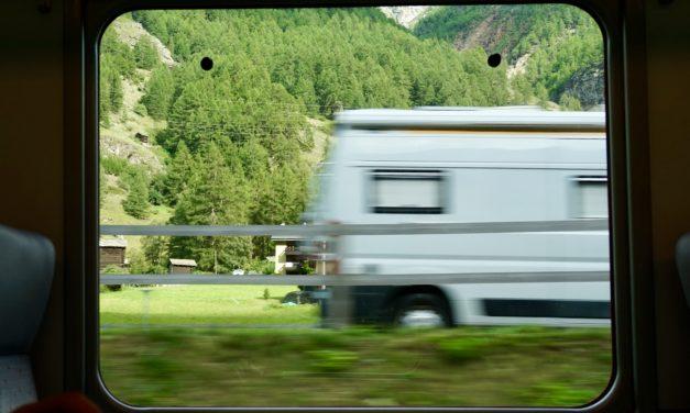 Presupuesto de viaje a Suiza durante 15 días en Autocaravana