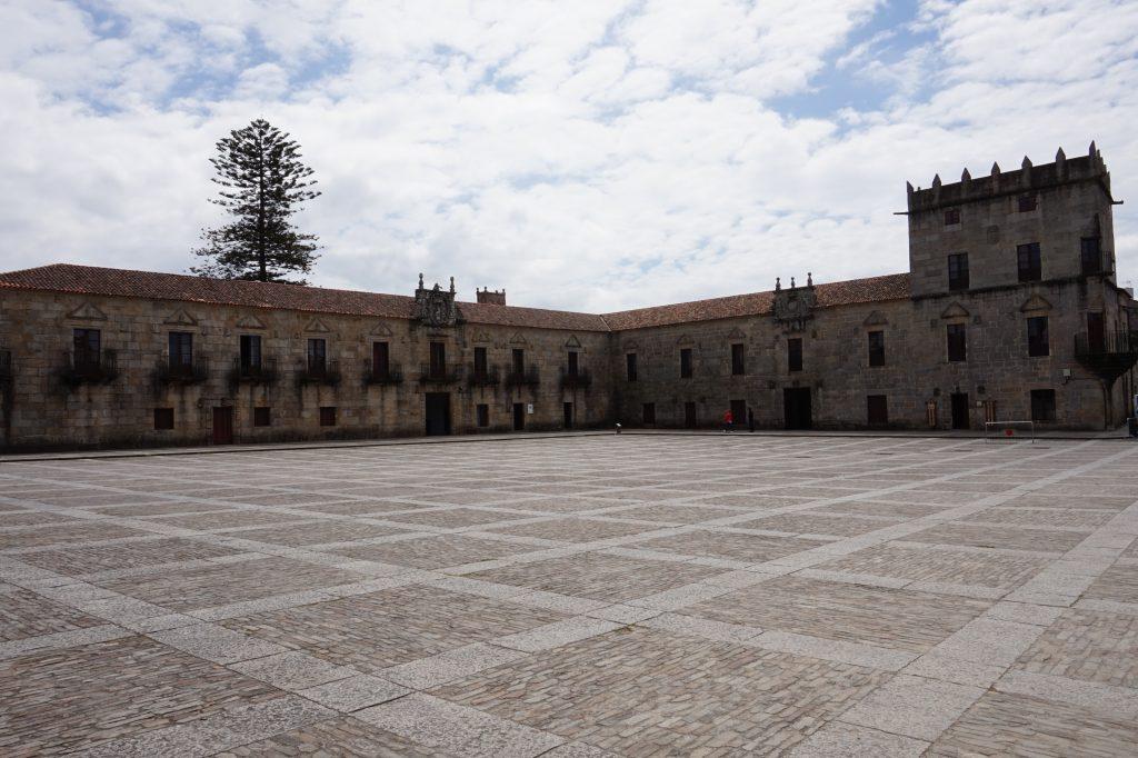 Plaza de Fefiñáns - Cambados