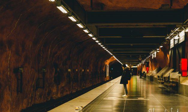 7 estaciones de metro en Estocolmo que no puedes perderte