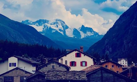 Cómo llegar a Zermatt