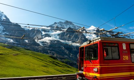 Cómo llegar a Jungfraujoch – Top of Europe.