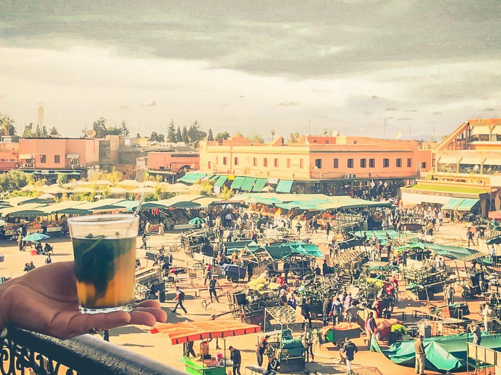 Qué (NO) ver en Marrakech en 1 día