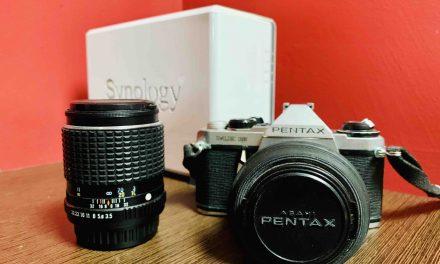 Nuestro equipo fotográfico para viajar