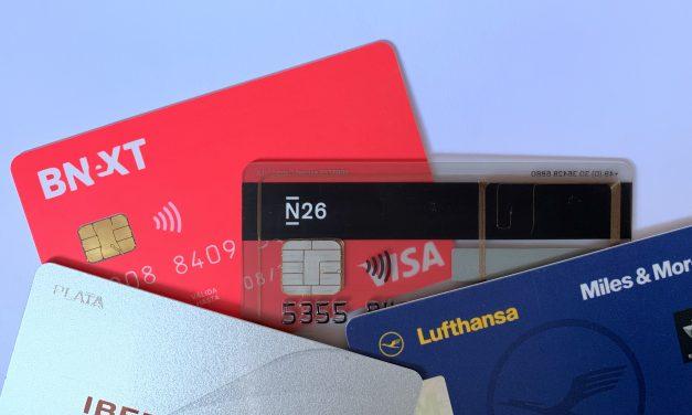 Bnext o N26 ¿qué tarjeta es mejor para viajar?