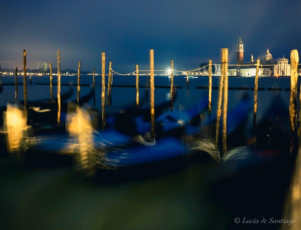 Góndolas - Venecia
