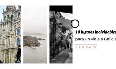 10 sitios que ver en Galicia, [imprescindibles en cualquier viaje]