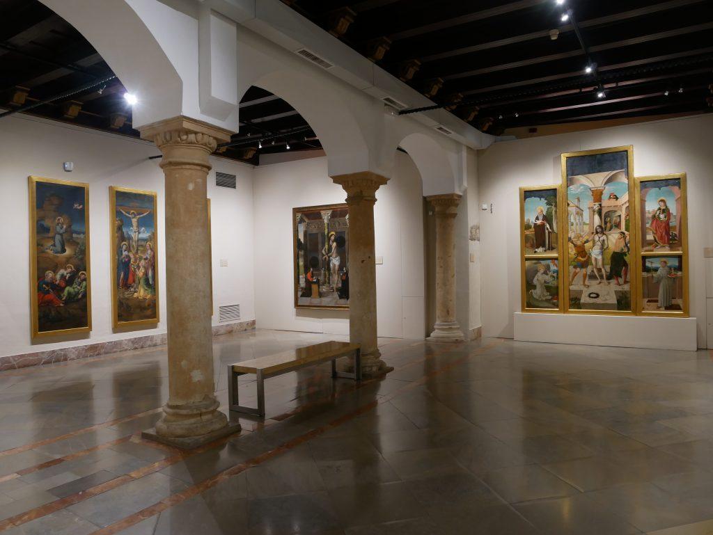 Uno de los mejores museos de Córdoba, el de Bellas Artes