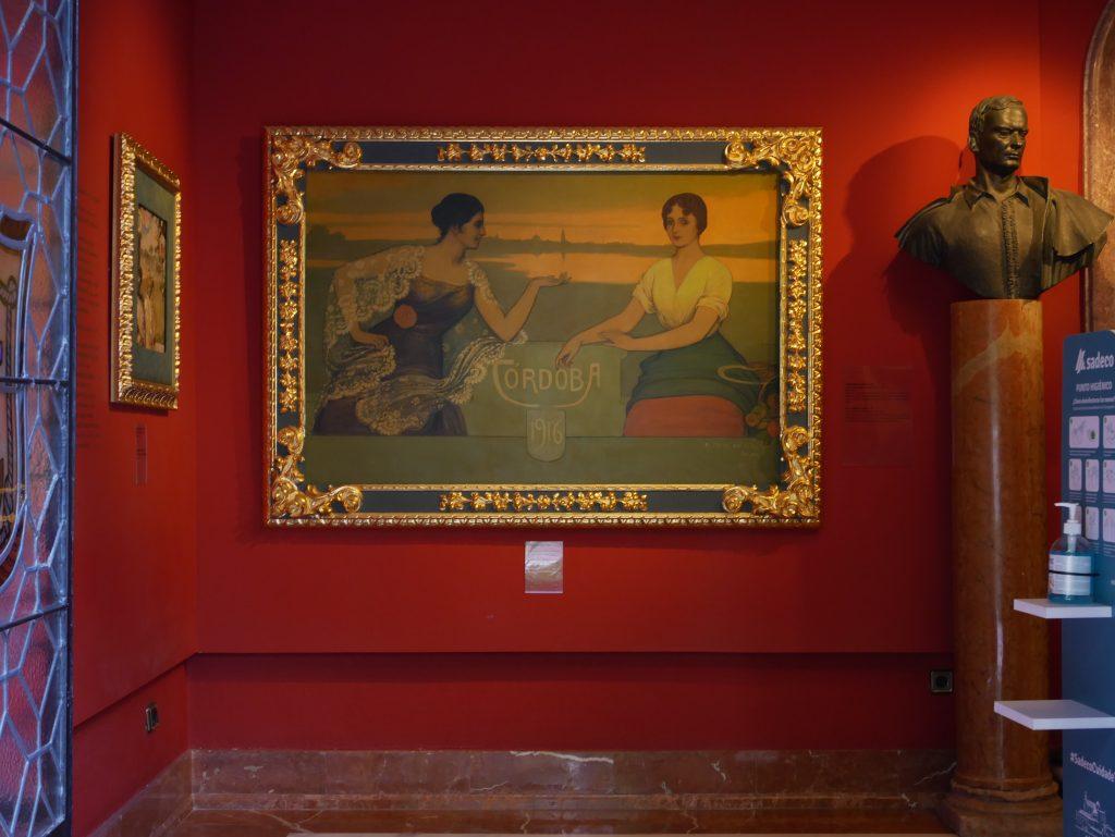 Museo Julio Romero de Torres, en Córdoba