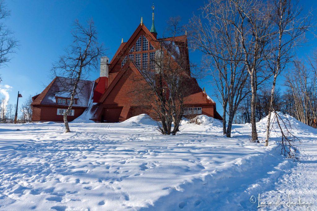 Que ver en Kiruna