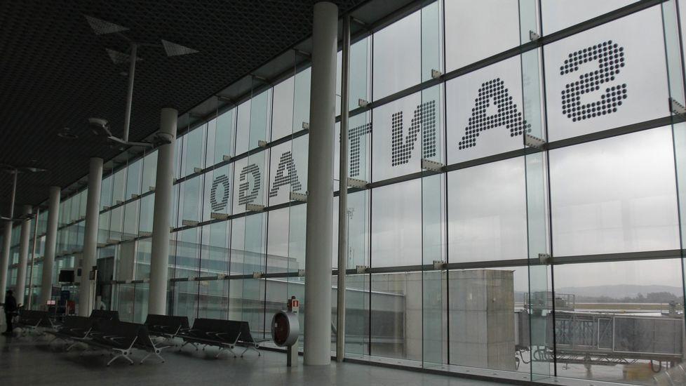 Cómo llegar desde el aeropuerto de Santiago al centro