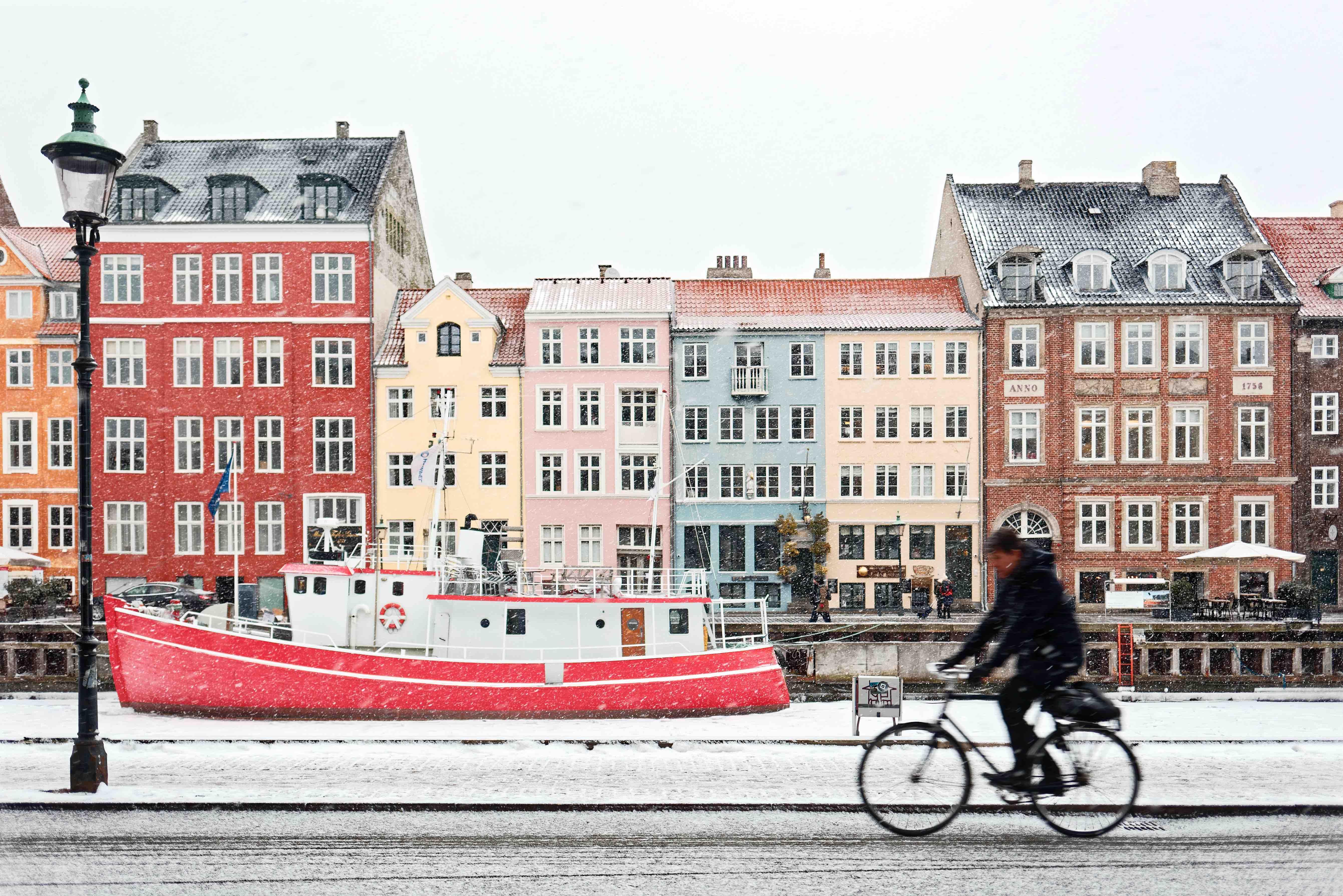 Moverse por Copenhague en transporte público